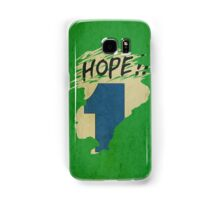 Hope!! (time machine) Samsung Galaxy Case/Skin