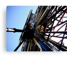 Disneyland Ferris Wheel Canvas Print