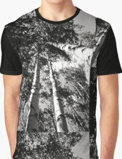 """Aspen Grove"" Graphic T-Shirt"