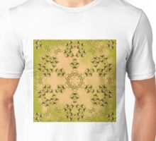 Kaleidoscope of Hay bales in a rural field Unisex T-Shirt