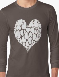 A Heart Full Of Love Red Valentine Hearts Within A Heart T-Shirt