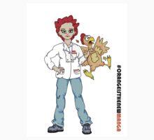 Orange is the new Manga - Red by SharonaBarnes