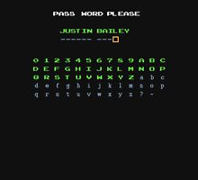 Justin Bailey Password Unisex T-Shirt