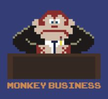 Monkey Business by bestnevermade
