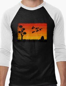 Duck Hunting Men's Baseball ¾ T-Shirt