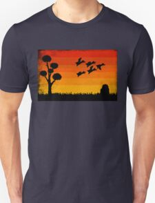 Duck Hunting Unisex T-Shirt