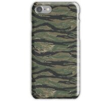 Tiger Stripe Camouflage No. 1  iPhone Case/Skin