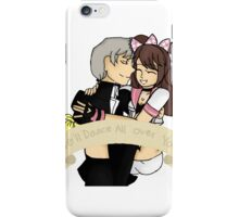 Persona 4 - We'll Dance All Over You iPhone Case/Skin