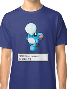 Marill used Bubble! Classic T-Shirt