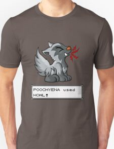 Poochyena used Howl! T-Shirt