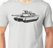 M1A2 Abrams Unisex T-Shirt