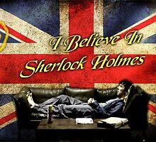 Believe In Sherlock Holmes by chemicalfairy