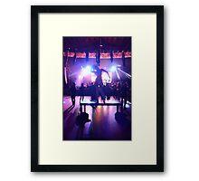 NYE 2014 Framed Print