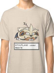 Stoutland used Rest! Classic T-Shirt
