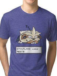 Stoutland used Rest! Tri-blend T-Shirt