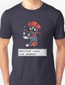 Weavile used Ice Shard! T-Shirt