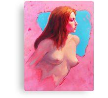 Jemima Canvas Print