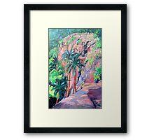 Cameron Falls Tamborine Mountain #2 Framed Print