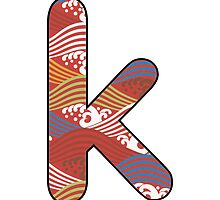 Letter Series - k II by jacqs
