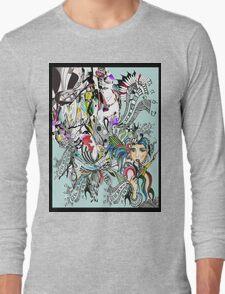 art of lust  Long Sleeve T-Shirt