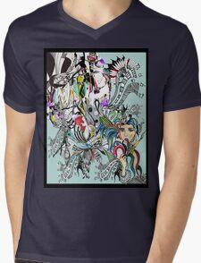 art of lust  Mens V-Neck T-Shirt