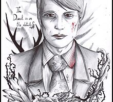Hannibal - The Devil is in the details by Furiarossa