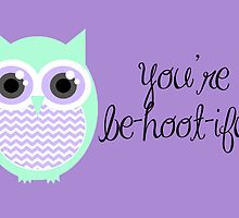 Owl-entine Card by GemmaMariah