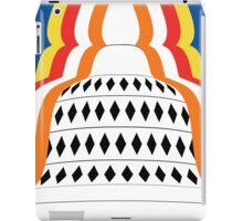 Buddhist Stupa Illustration iPad Case/Skin
