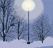 Frozen Sun by Captn-fckmagic