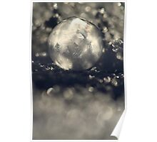 20.1.2014: Frozen Soap Bubble II Poster