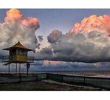 Surfers Paradise Sunset Photographic Print