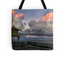 Surfers Paradise Sunset Tote Bag