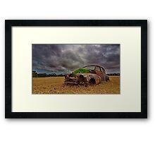 """""""Green Energy"""" Framed Print"""