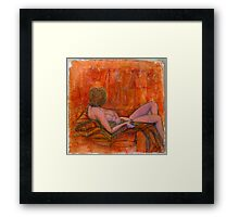 Mistress of Her Domain Framed Print