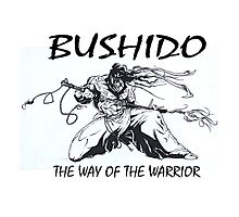 Bushido:The Way of the Warrior by echoesofheaven