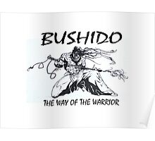 Bushido:The Way of the Warrior Poster