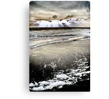 Anyway, the sun is shining Canvas Print