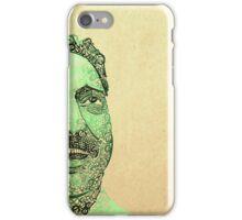 Chico Mendes Typographic Art iPhone Case/Skin