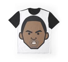 Angry Mamba Lakers Kobe by AiReal Apparel Graphic T-Shirt