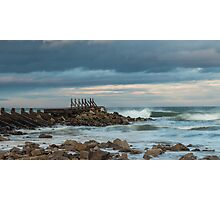 Lossiemouth East Beach Photographic Print