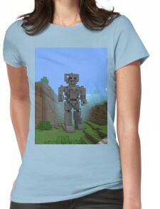 Doctor Who Cyber Womens Fitted T-Shirt