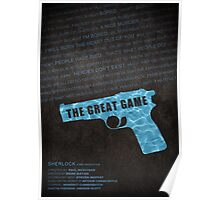 The Great Game fan poster Poster