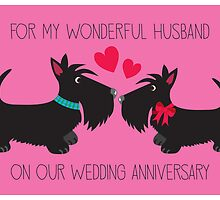 Wonderful Husband – Wedding Anniversary by BonniePortraits