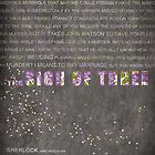 The Sign of Three fan poster by koroa