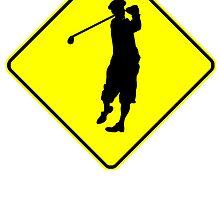 Golf Crossing by kwg2200