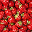 Strawberries by rapplatt