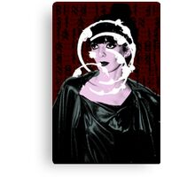 Barbed Halo Canvas Print