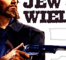 Jew Wielding Sticker