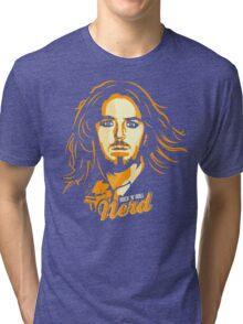 Rock 'N' Roll Nerd Tri-blend T-Shirt