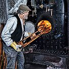 Stoking the boiler by SWEEPER